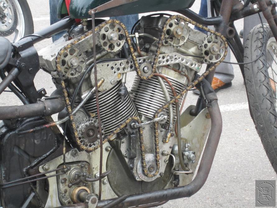 More V-twin Engine innovators