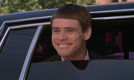 Jim Carrey in Dumb and Dumber