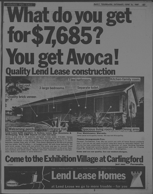 Property Ads June 22 1968 daily telegraph (1)