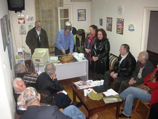 κοπή πίτας ομοσπονδίας σερραϊκών σωματείων θεσσαλονίκης