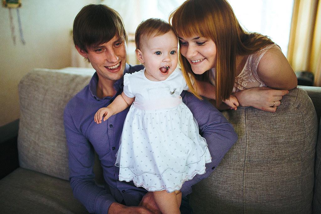 Lera's family