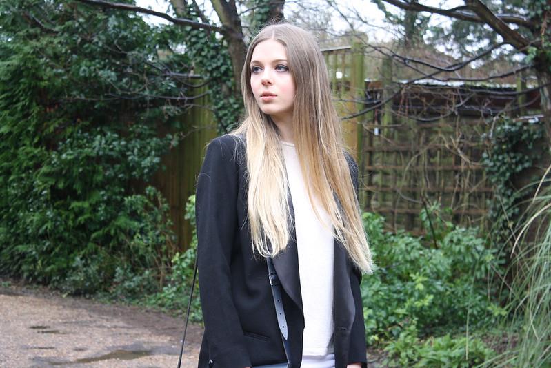Isabel Marant pour H&M black blazer