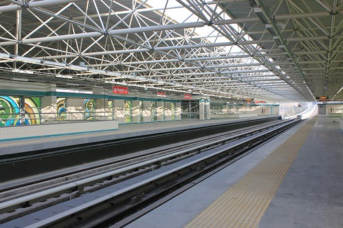 COMSA brings its rail expertise to the expansion of the Ankara Metro