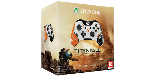Titanfall Xbox One console bundle available for £369.97 at GameStop