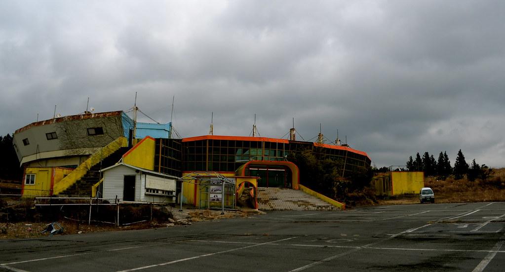 Abandoned Circus Jeju 18