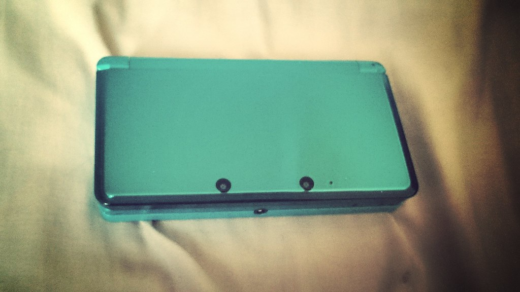 my 3DS | #nintendo | immiebroods | Flickr