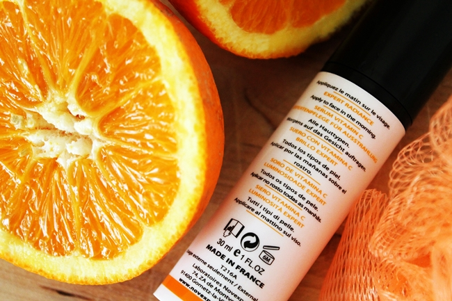 Review Novexpert Expert Radiance Vitamin C Serum