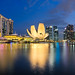 Singapore Marina Bay by DanielKHC