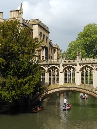 Bridge of Sighs, St. John's College