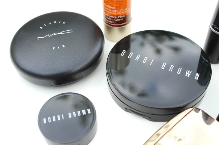 mac bobbi brown haul