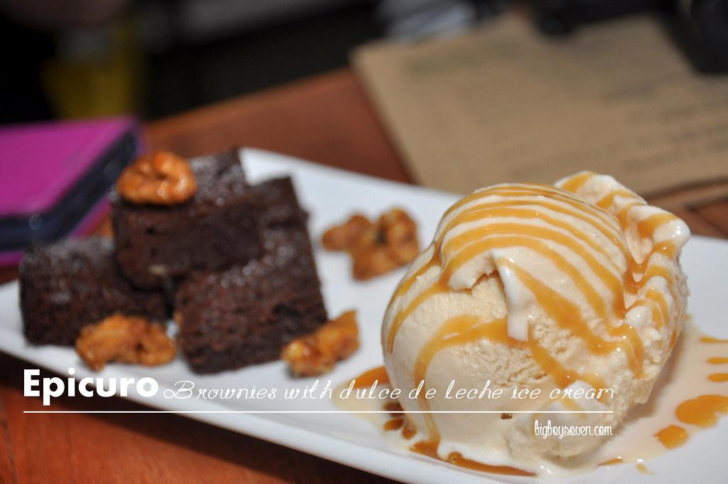 Epicuro Brownies