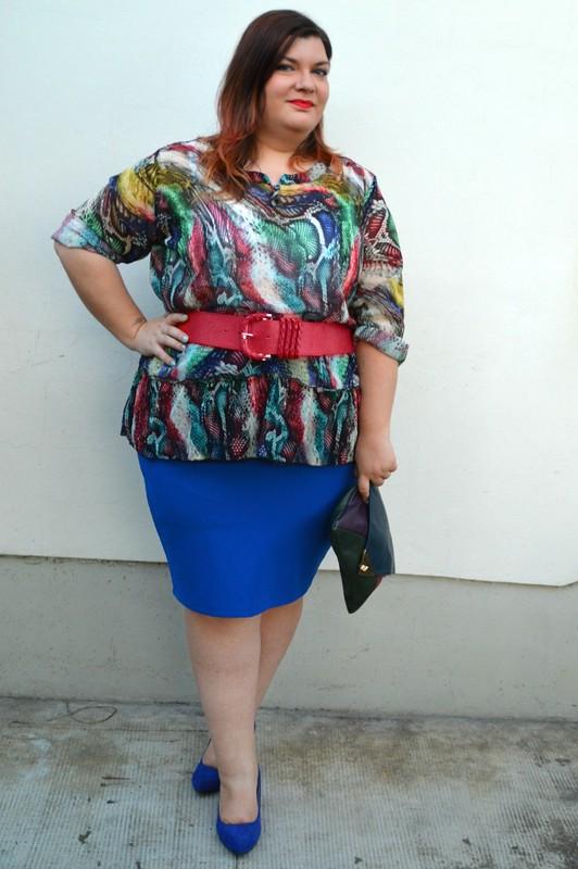Outfit rosso e blu (8)