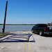 Site of Monkey Island Ferry, Cameron, LA 1405181102