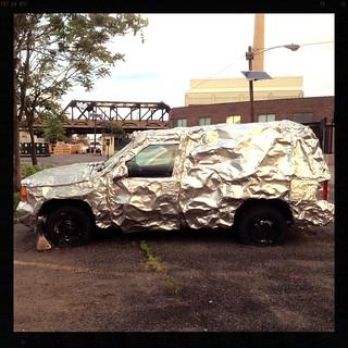 crinkle car