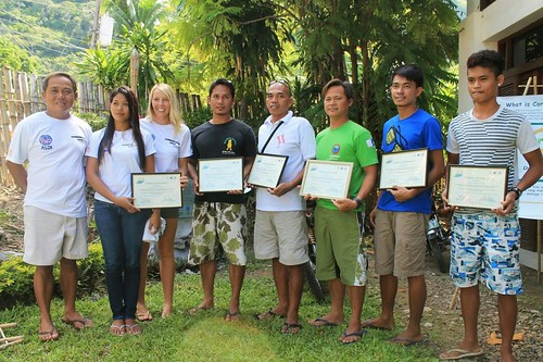UNEP Green Fins Study Tour for Journalists, El Nido, Palawan, Philippines, 15-17 June 2014