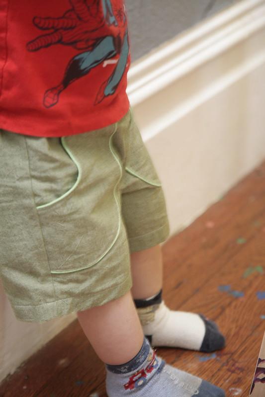 Sunny Day Shorts