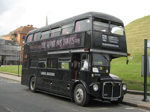 The Ghost Bus Tours KFF 367