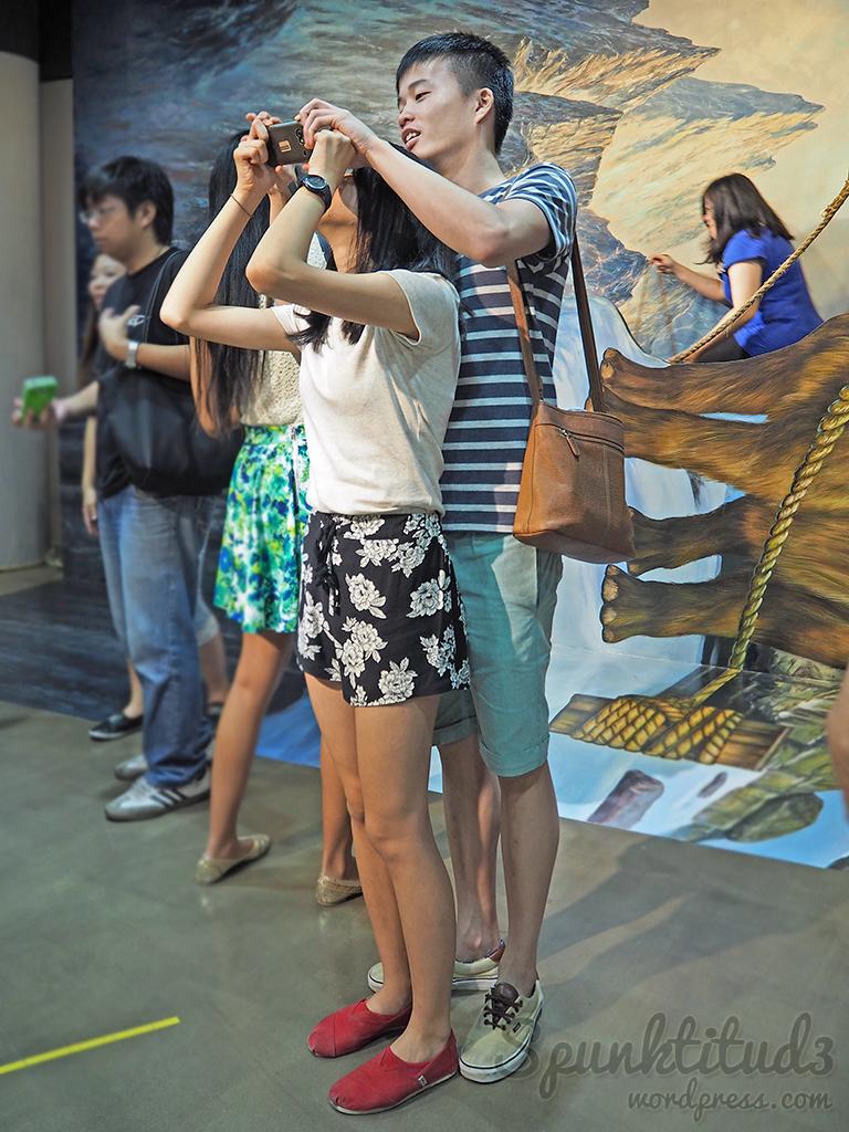 Trickeye Museum Singapore