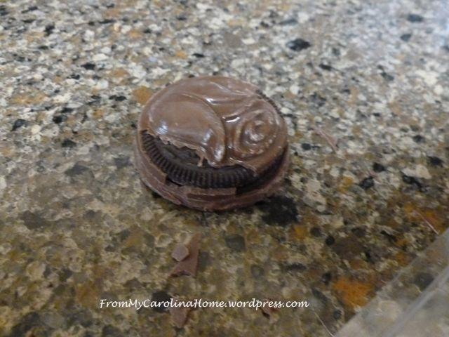 Chocolate Covered Oreos 10