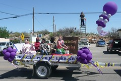 Oracle Library Float April 2010
