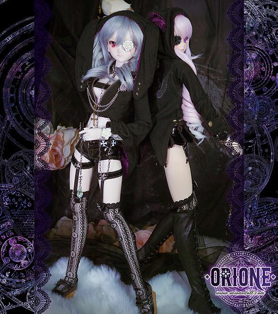 Dark Magician of Infernus Collection