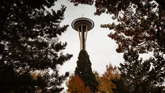 Space Needle - Seattle Center