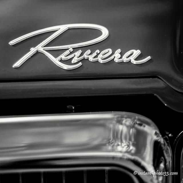 #Buick #Riviera #American #Car #Rassemblement #véhicules #Base_sous_Marine #Bordeaux