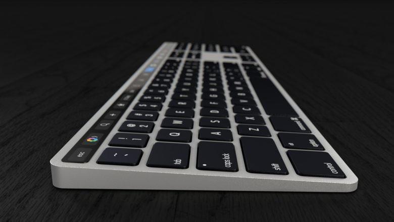 Magic Keyboard Touch Bar-1