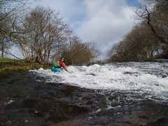 Kayaking: River Tawe (09-Apr-05) Image