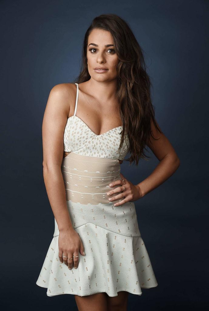 Лиа Мишель — Фотосессия для «Королевы крика» на «Summer TCA» 2016 – 6