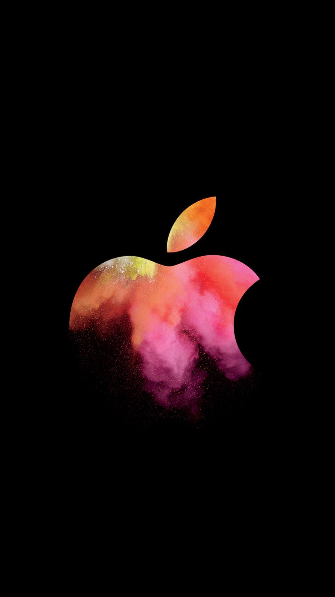 蘋果10月27日發表會「Hello again」桌布下載