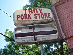 Troy Pork Store, Troy, NY