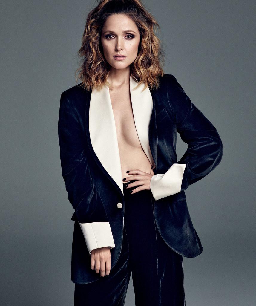 Роуз Бирн — Фотосессия для «Harper's Bazaar» ES 2016 – 7