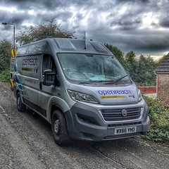 BT Openreach van #366photos