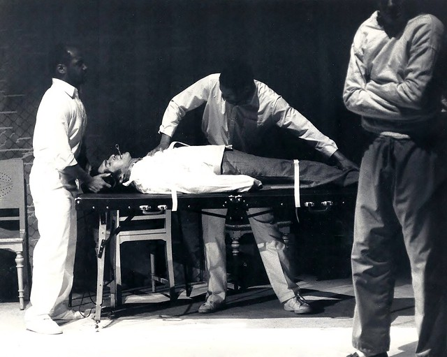 Electroshock therapy McMurphy classic theatre international Alexander Barnett/One Flew Over The Cuckoo's Nest.jpg