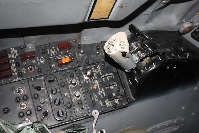 F-104J戦闘機  コックピット IMG_0101