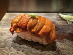 Sea Urchin / Omakase at Blue Ribbon Sushi - Manhat…