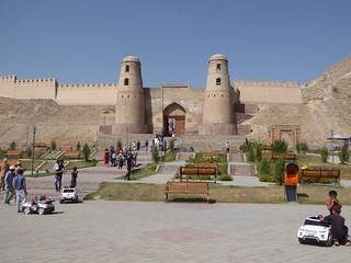 Image of Hisor Fortress. tajikistan hisor wedding dushanbe