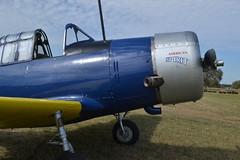 Wb21: Vultee BT-13 Valiant N826BT