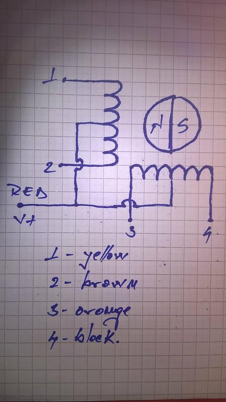 step by step motor