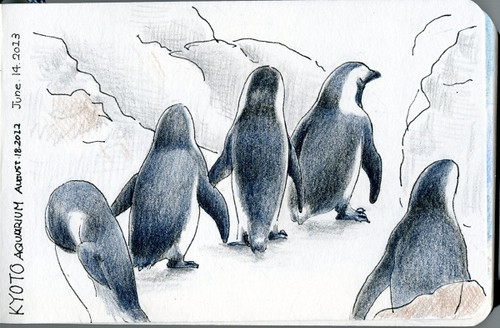2013_06_14_penguin_01 by blue_belta