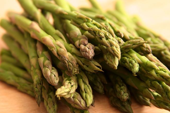 asparagus bacon salad 1