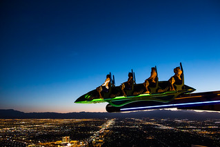 Top of Stratosphere - Las Vegas | by Joao Carlos Medau