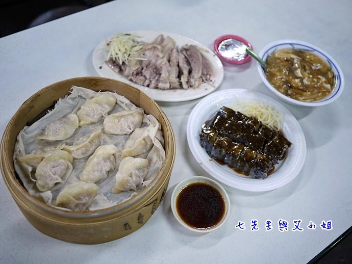 3 彰化三民市場鵝肉蒸餃日式料理