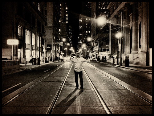 Steve and his King Street - #207/365 by PJMixer