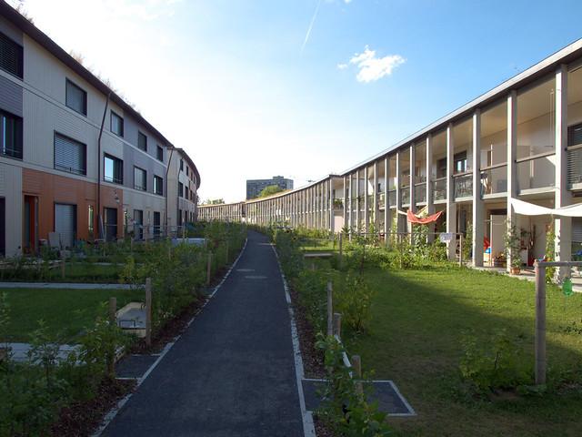Siedlung Grünmatt FGZ