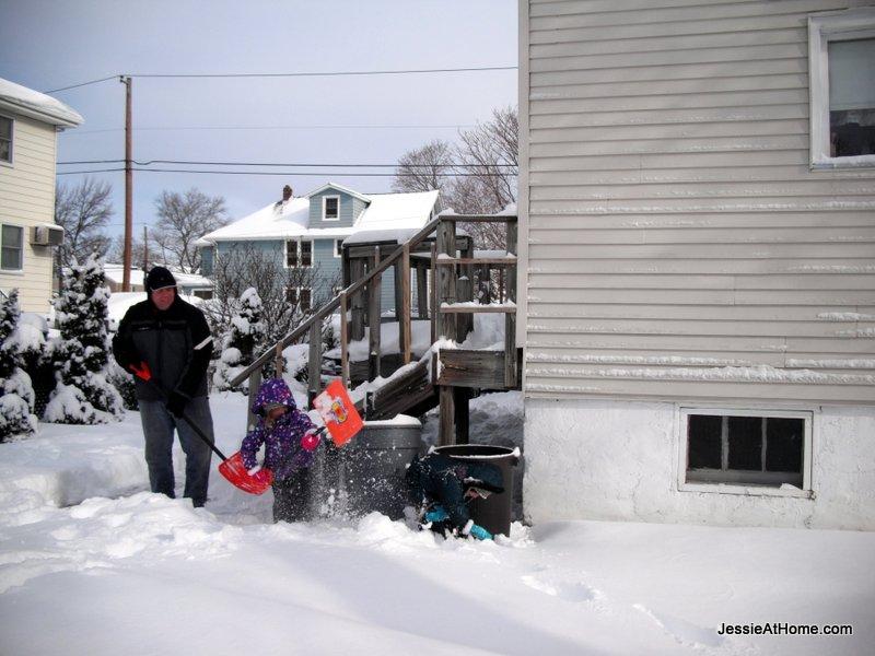 Kyla's-helping-shovel