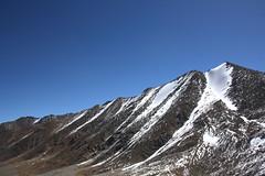 Khardungla snow