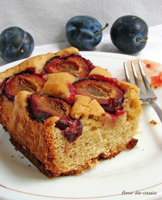 сливовый пирог Дори 3