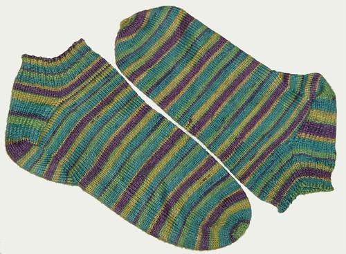 Harlequin Socklets
